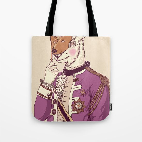 LAMB´S DISGUISE PARTY TEE Tote Bag