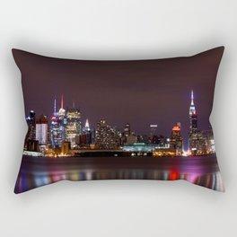 IN LOVE WE TRUST Rectangular Pillow