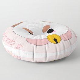 Puppycat Floor Pillow