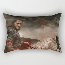 I Am - The Last Kingdom Rectangular Pillow