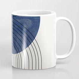 Blue Perfect Balance Coffee Mug