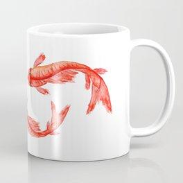 Curiosity. Fish and Tabpole Coffee Mug