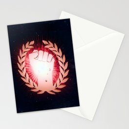 Pacifica Logo Stationery Cards