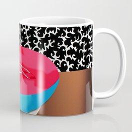 Vagina Latte Coffee Mug