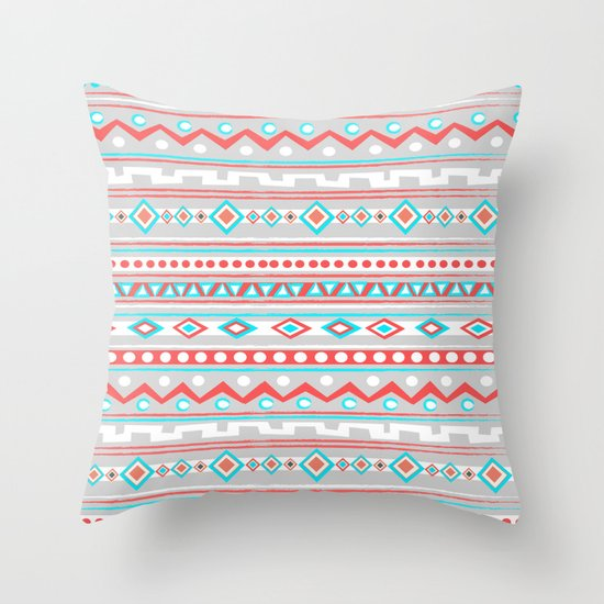 TIPI Throw Pillow