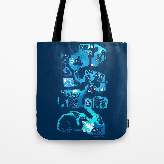 Dungeon Crawlers Tote Bag