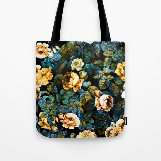 Night Forest IV Tote Bag