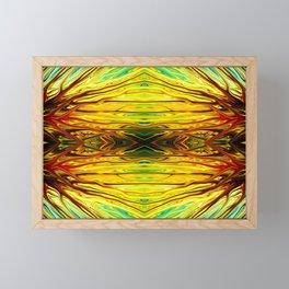 Firethorn III by Chris Sparks Framed Mini Art Print