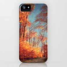 November Flames iPhone (5, 5s) Slim Case