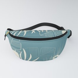 Tropical pattern 047 Fanny Pack