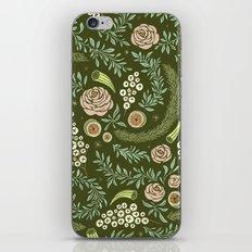 Spring Walk Floral iPhone & iPod Skin