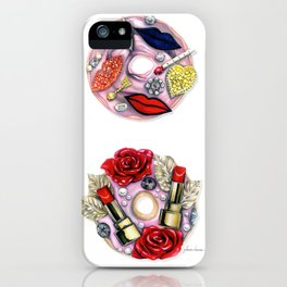 Dolce Couture Donut iPhone Case