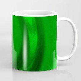 Green tie dye Coffee Mug