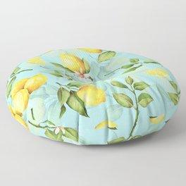 Vintage & Shabby Chic - Lemonade Floor Pillow