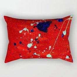 Transcendence.  Rectangular Pillow