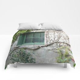 Botanical Embrace Comforters