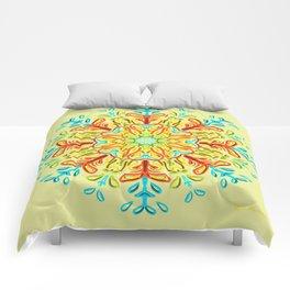 Gracias a la Vida (Lima) Comforters