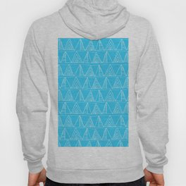 Triangles- Simple Triangle Pattern for hot summer days - Mix & Match Hoody