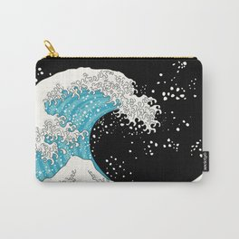 The Great Wave (night version) Carry-All Pouch