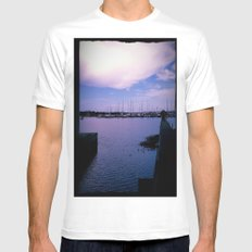 Our secret place White MEDIUM Mens Fitted Tee