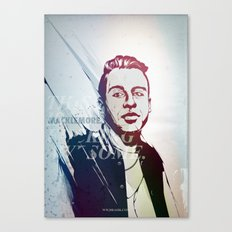 The Rapper Canvas Print