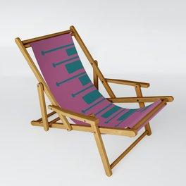 Pianisti Greenpu Sling Chair