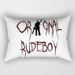 Original Rudeboy Rectangular Pillow