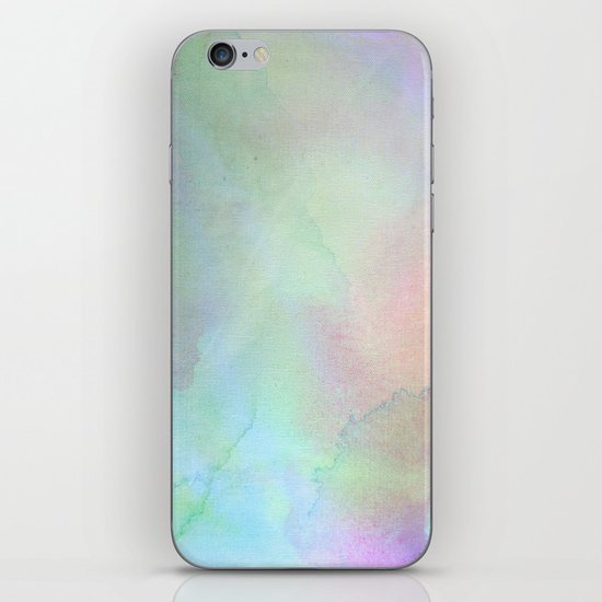Color Field/Washes II iPhone & iPod Skin