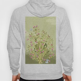 Just One flower Hoody