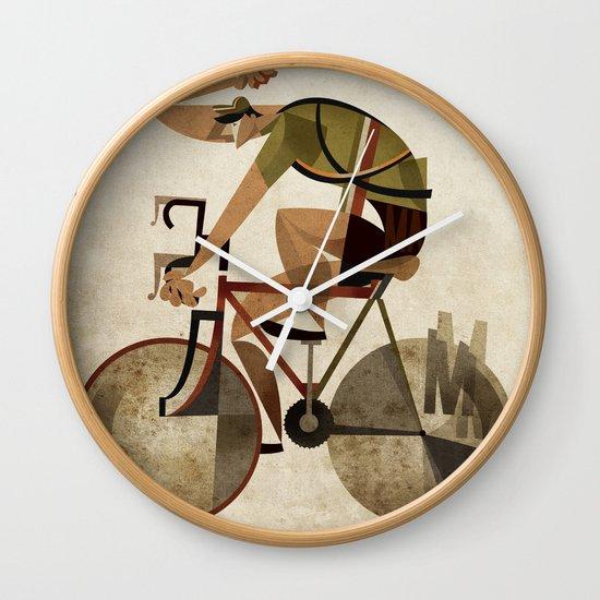 maino55 Wall Clock