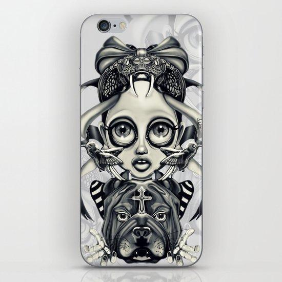 """""""Tattoeums III"""" iPhone & iPod Skin"""