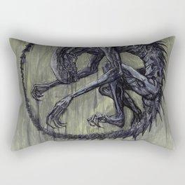 Xenomorph Rectangular Pillow