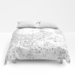 Battle Front #2 Comforters