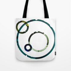 aRound Tote Bag