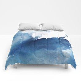 Deep Blue Sea Comforters