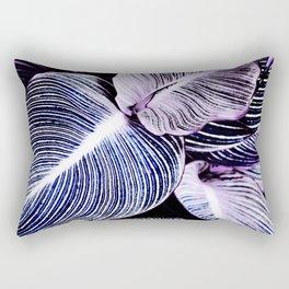 Unbridled - violet night Rectangular Pillow