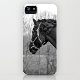 The Black iPhone Case