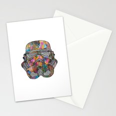Stormtrooper Galaxy Stationery Cards