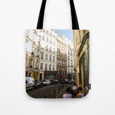 Montmartre series 4 Tote Bag