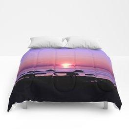 Beauty on the Saint-Lawrence Comforters