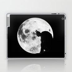 The Bat in the Pale Moonlight Laptop & iPad Skin
