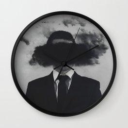 Shroud Wall Clock