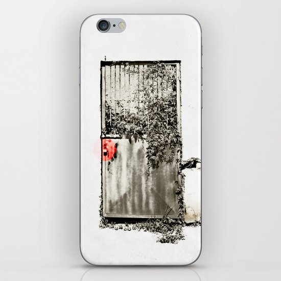 Past/Present/Future iPhone & iPod Skin