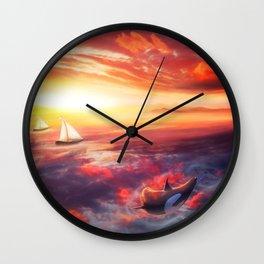 skyland 2 Wall Clock