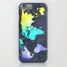 The World Belongs to you iPhone 6s Slim Case