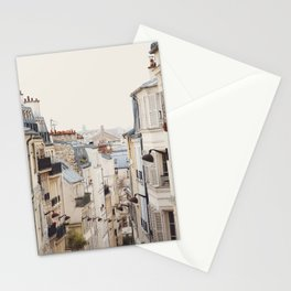 Montmartre Mon Amour - Paris Photography Stationery Cards