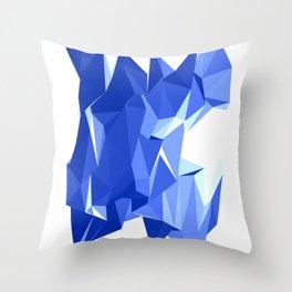 Polygon Seven Throw Pillow