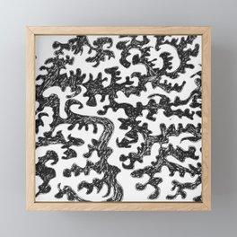 Regret Framed Mini Art Print
