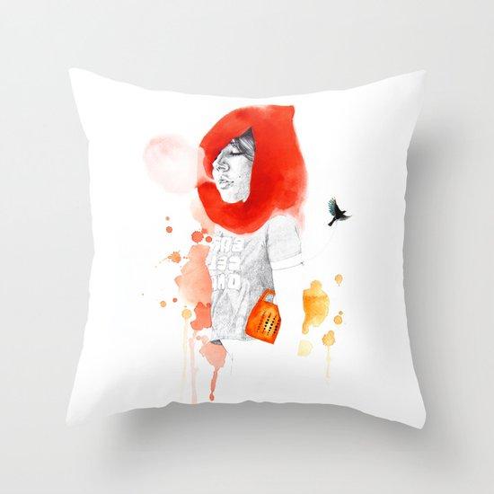 Recuerdos Throw Pillow