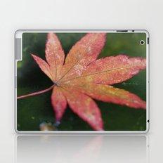 Japanese Maple Leaf 2 Laptop & iPad Skin